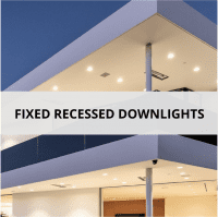 Fixed Recessed Downlights